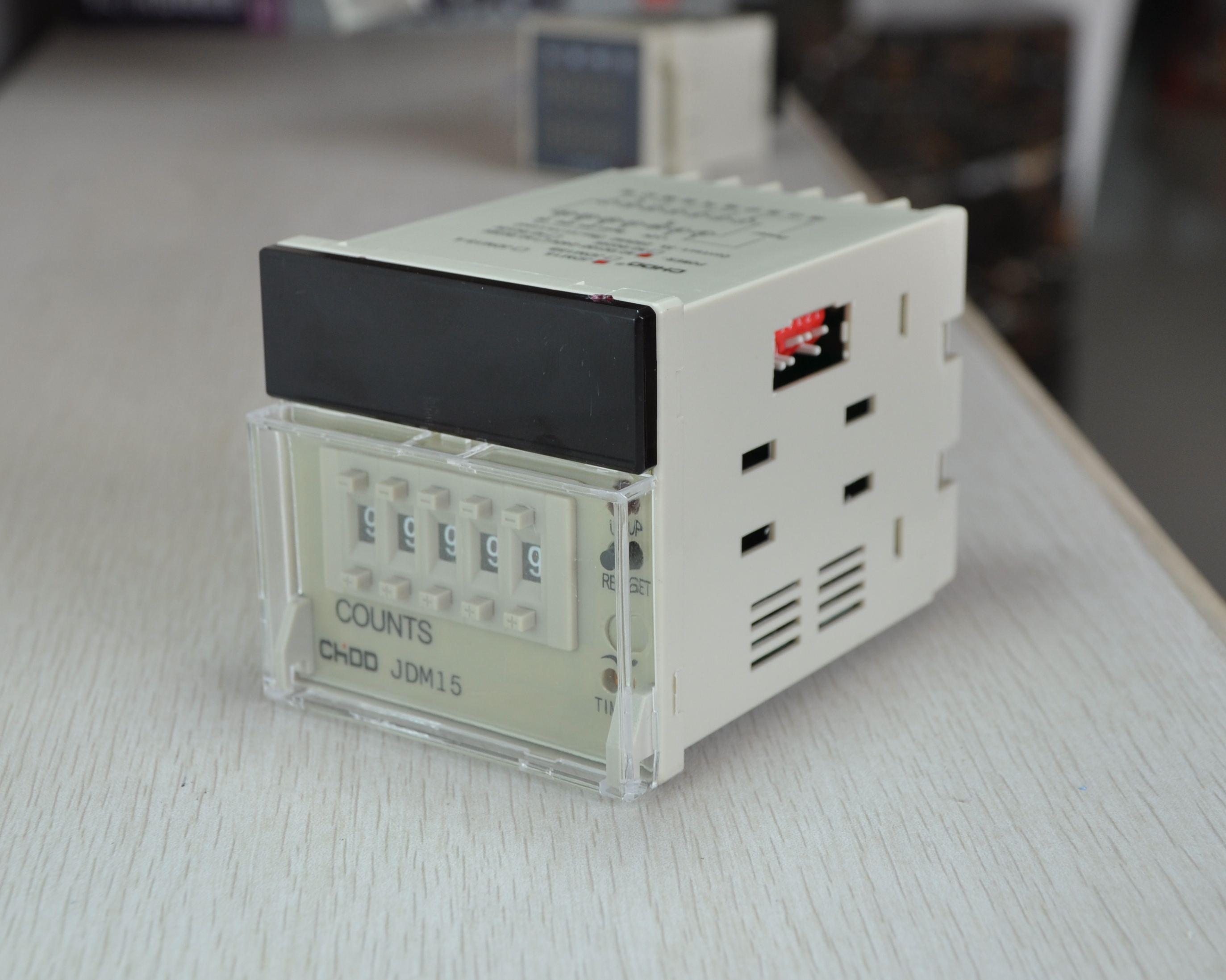 电子预置计数器工业用仪表