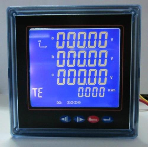 智能电力仪表产品